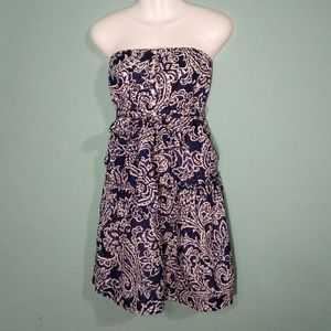 American Eagle Outfitters Floral Cotton Dress
